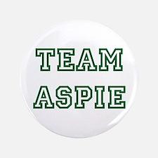 """Team Aspie 3.5"""" Button"""