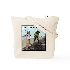 SLICK CHARACTER Tote Bag