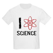 I Heart/Love Science T-Shirt