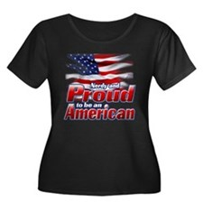 Nerdy and Proud to be an American T