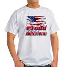 Democrat and Proud to be an American T-Shirt