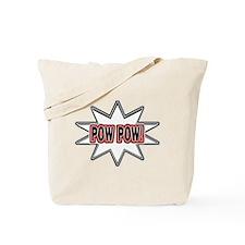 Pow Pow Tote Bag