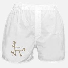 Chinese Doggy Style Boxer Shorts