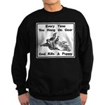 Don't Hangdog! Sweatshirt (dark)