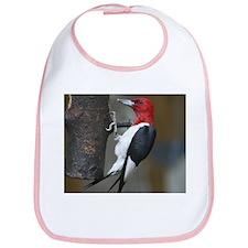 Red Headed Woodpecker Bib