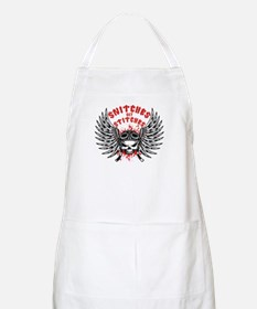 Snitches Get Stitches Apron