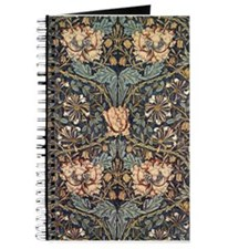 Art Nouveau Blue Vines Journal
