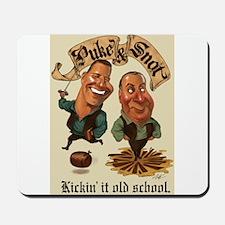 Puke and Snot Kickin' It Old School Mousepad