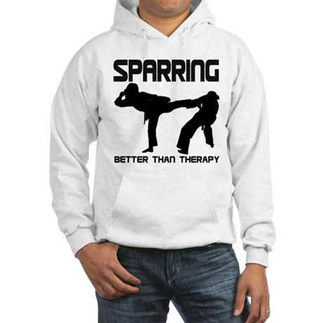 SPARRING Hooded Sweatshirt