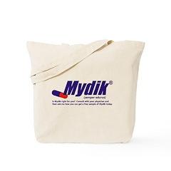 Mydik Tote Bag