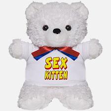 Sex Kitten Teddy Bear