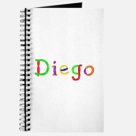 Diego Balloons Journal