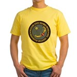 Missouri Highway Patrol Dive Yellow T-Shirt