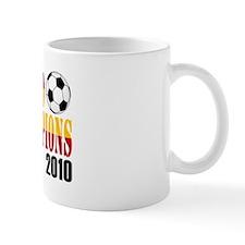 Spain 2010 World Cup Champions Mug
