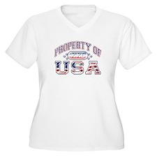 Property of USA T-Shirt