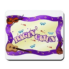 Ragin Cajun Mousepad