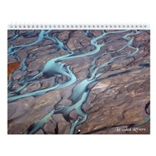 The Color of Water Wall Calendar
