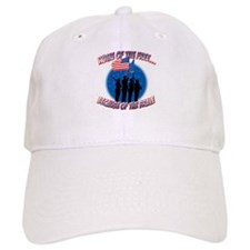 Home of the Free, Because of the Brave Baseball Cap