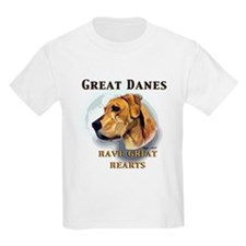 Great Danes Hearts T-Shirt