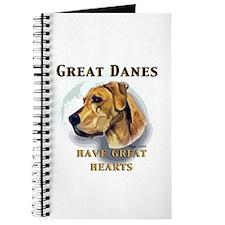 Great Danes Hearts Journal