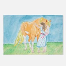 Pony Love Postcards (Package of 8)