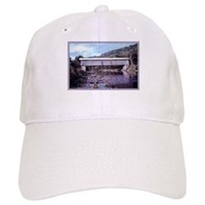 Van Tran Flat Covered Bridge Baseball Cap