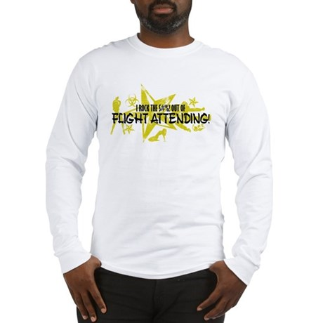 I ROCK THE S#%! - FLIGHT ATT Long Sleeve T-Shirt