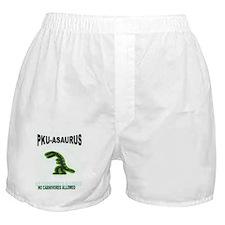 PKU-ASAURUS Apparel Boxer Shorts