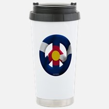 Colorado Stainless Steel Travel Mug