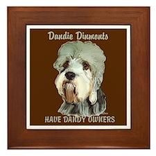 Dandy Owners Framed Tile