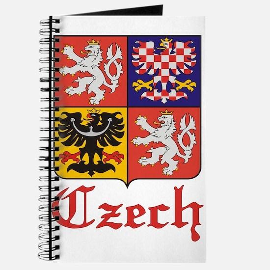 Czech Coat of Arms / Crest Journal