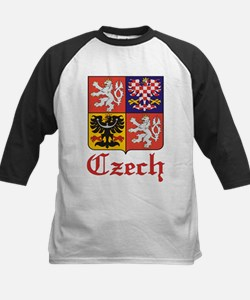 Czech Coat of Arms / Crest Tee