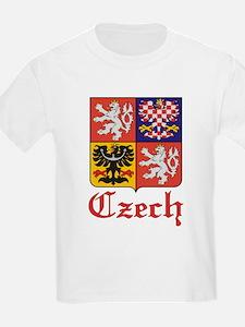 Czech Coat of Arms / Crest Kids T-Shirt