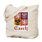 Czech Coat of Arms / Crest Tote Bag