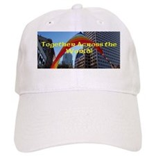 Together Rainbow Baseball Cap