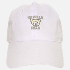 Vanilla Bear Baseball Baseball Cap