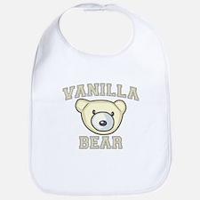 Vanilla Bear Bib