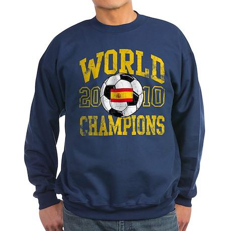 Spain World Champions Sweatshirt (dark)