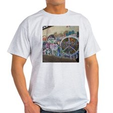 John Lennon Wall Imagine T-Shirt