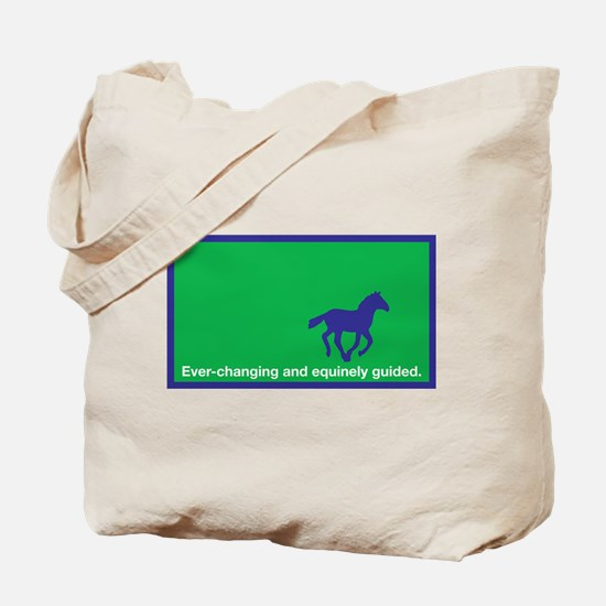 Equinely Guided Tote Bag