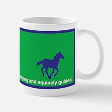 Equinely Guided Mug
