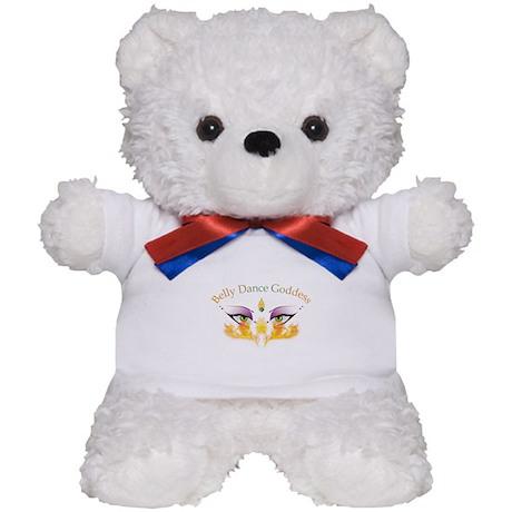 Belly Dance Shimmy Chic Teddy Bear