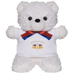 Belly Dance Shimmy Chic Teddy Bear