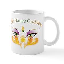 Belly Dance Shimmy Chic Small Mug