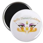 Belly Dance Shimmy Chic Magnet