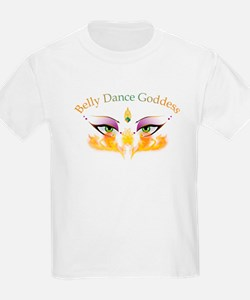 Belly Dance Shimmy Chic T-Shirt