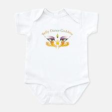 Belly Dance Shimmy Chic Infant Bodysuit