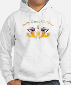 Belly Dance Shimmy Chic Hoodie