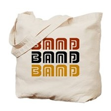 Marching Band Trio Tote Bag