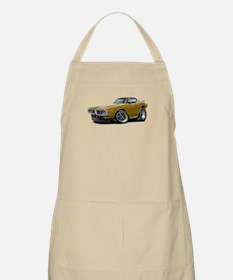 1973-74 Charger Gold Car Apron
